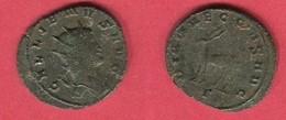 GALLIEN ANTONINIEN ROME ARGENTURE ( C 165 RIC 181 ) TB  20 - 5. L'Anarchie Militaire (235 à 284)
