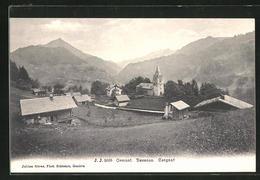 AK Ormont-Dessous, Cergnat - VD Vaud