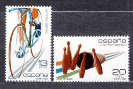 Spain 1983 Airmail Mi#2577-2578 Mint Never Hinged - 1931-Aujourd'hui: II. République - ....Juan Carlos I