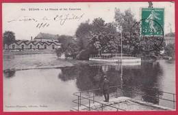 08 - SEDAN   La Meuse Et Les Casernes - Sedan