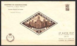Spain Beneficencia 1937 Edifil#17 Mint Hinged - Wohlfahrtsmarken