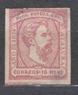 Spain Carlist Carlistos For Catalonia Mi#5 - Carlistes
