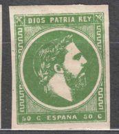 Spain Carlist Carlistos Mi#3 - Carlistes