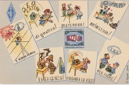 Italy 1973 Crtolina Pubblicitaria Nuova - 6. 1946-.. Republic