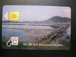 Télécarte De Saint-Martin - Antilles (French)
