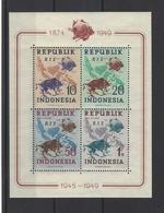 INDONESIE.  YT  Bloc U.P.U. (non Coté) Neuf ** - Indonesia