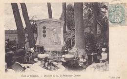 Savoie - Ecole De Grignon - Discours De M. Le Professeur Dumon - France