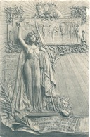 ITALIE Visite Du Président Loubet - Altare Della Patria
