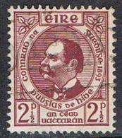 Ireland SG130 1943 50th Anniversary Of Founding Of Gaelic League 2½d Good/fine Used [15/14511/4D] - 1937-1949 Éire