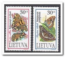 Litouwen 1995, Postfris MNH, Butterflies - Litouwen