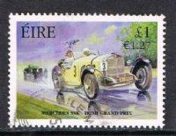 Ireland SG1409 2001 Irish Motorsport £1 Good/fine Used [15/14514/4D] - 1949-... Republic Of Ireland