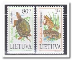 Litouwen 1993, Postfris MNH, Animals - Litouwen