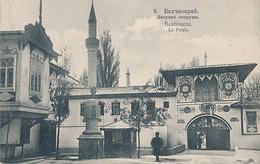 BAKTSISARAI - LE PALAIS - Russia