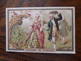 L16/9 Chromo. Chocolat Du Planteur. La Gavotte - Chocolate