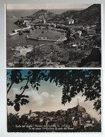 2 Cartoline Isola Del Giglio - Grosseto