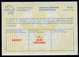 MAROC  Coupon Réponse International / International Reply Coupon - Marocco (1956-...)