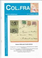 Colfra 118 4 Eme Trimestre 2006 - Colonies Et Bureaux à L'Étranger