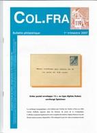 Colfra 119 1er Trimestre 2007 - Colonies Et Bureaux à L'Étranger