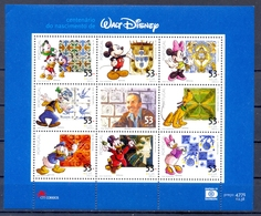 PORTUGAL  (WEU 128) - Disney