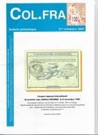 Colfra 120 2eme Trimestre 2007 - Colonies Et Bureaux à L'Étranger