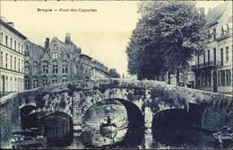 BRUGES-BRUGGE - Pont Des Capucins - Brugge