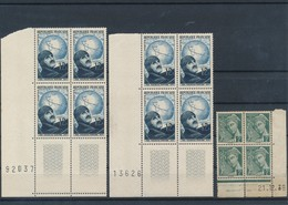 FRANCE - LOT DE 12 TIMBRES NEUFS* AVEC GOMME ALTEREE - COTE YT : 5€80 - 1938/51 - France