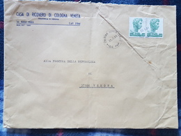 (18014) STORIA POSTALE ITALIA 1981 - 1946-.. République