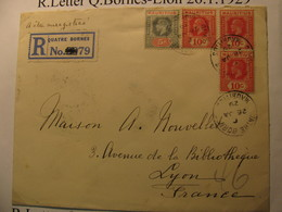 Mauritius Letter - Maurice (1968-...)