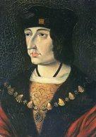 Le Roi De France Charles VIII. Collection Du Château De Loches. - Histoire
