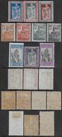 Italia Italy 1928 Regno Emanuele Filiberto Sa N.226-229,233-238 Completa Nuova MNH/MH **/* - 1900-44 Victor Emmanuel III