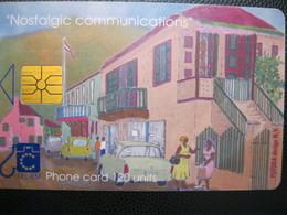 Télécarte De Saint-Martin - Antillen (Frans)