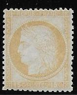 Cérès N° 55 ** - 1871-1875 Ceres