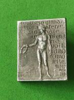 SPORT Spilla 1927 Concorso Ginnico Como - Italia