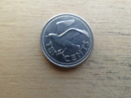 Barbades  10  Cents  1998  Km 12 - Barbades