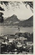 AK 0161  St. Wolfgang Am Wolfgangsee Mit Sparber - Verlag Jurischek Um 1950 - St. Wolfgang