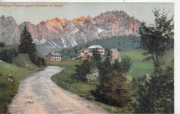 AK 0162  Albergo Tofano Gegen Cristallo In Pocol Um 1910-20 - Bolzano (Bozen)
