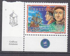 PGL BZ775 - VENEZUELA Yv N°2072 ** - Venezuela