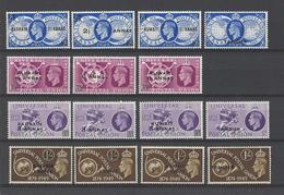 EMIRATS ARABES.  YT  Série U.P.U. (manque TANGIER) Neuf **  1949 - Emirats Arabes Unis