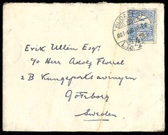 HUNGARY. 1907 (7 Aug). Hungary - SWEDEN. Budapest Frkd Env To Gotebord (13 Aug) Arrival Cds. Scarce Dest. - Hongrie