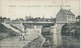 Veurne - Furnes - Pont Sur Le Canal De Dunkerque - Edit. H. Morez-Decroo - 1918 - Veurne