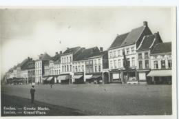 Eeklo - Eecloo - Groote Markt - Grand'Place - Veritable Photographie - Eeklo