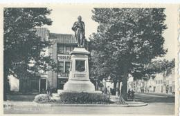 Eeklo - Eekloo - Standbeeld K. L. Ledeganck - Uitgever V. Pauwels - Eeklo