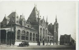 Veurne - Furnes - De Statie - La Gare - Real Photo - Veurne