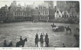 Veurne - Furnes - Entrevue Du Roi Albert Et De M. Poincaré à Furnes - 1916 - Veurne