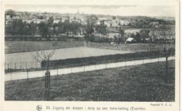 De Belgische Landschappen - 33 Ligging Der Dorpen : Dorp Op Een Tixhe-helling (Evelette) - België