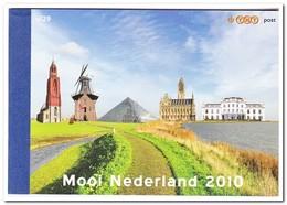 Nederland 2010, Postfris MNH, NVPH PB29, Beautifull Netherland - Postzegelboekjes En Roltandingzegels