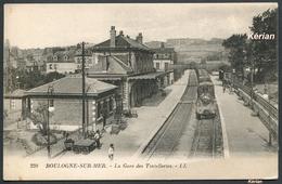 Boulogne-sur-Mer - La Gare Des Tintelleries - L.L. N° 239 - Voir 2 Scans - Boulogne Sur Mer