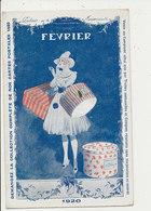 PUBLICITE GRANDS MAGASINS DUFAYEL PALAIS DE LA NOUVEAUTE 1920 CPA BON ETAT - Advertising