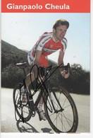 GIAMPAOLO  CHEULA    SIGNEE  BARLOWORLD - Cyclisme