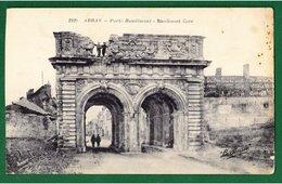 62 - ARRAS - Porte Baudimont - Arras